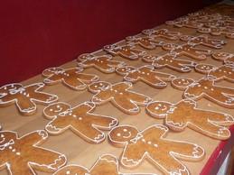 Biscuits et pains d'épices... de rêve.