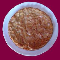 Délice aux pommes : dessert simple et économique.